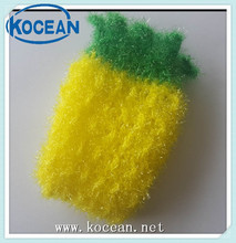 2016 acrylic crocheting pineapple kitche cleaning cloth wholesale