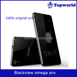 Originla 5 Inch HD IPS Blackview omega pro 4G Mobile Phone Android 5.1 MTK6753 64 bit Octa Core 3GB+16GB 13.0MP Camera Phones