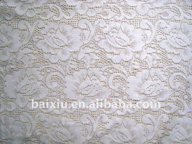 nylon lace fabric for weddind