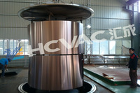 High Vacuum Physical Vapor Deposition Coating Machine For Sale/titanium vacuum ion coating equipment