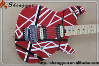 Shengque Custom Decals Printed Electric Guitar