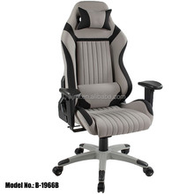 Molded foam and fabric ewin gaming computer racing office chair/ak racing seat