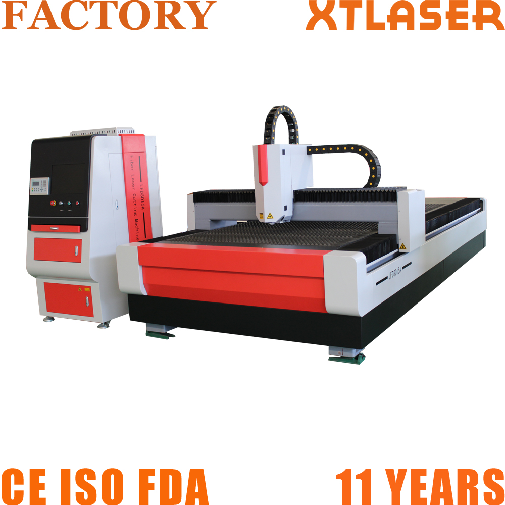 CNC control metal laser cutter with fiber laser metal cutting <strong>service</strong>