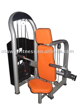 fitness equipment Seated Triceps Extension