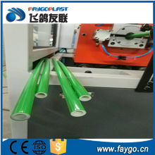 Plastic CPVC UPVC water supply pipe /pvc electric conduit pipe making extrusion machine