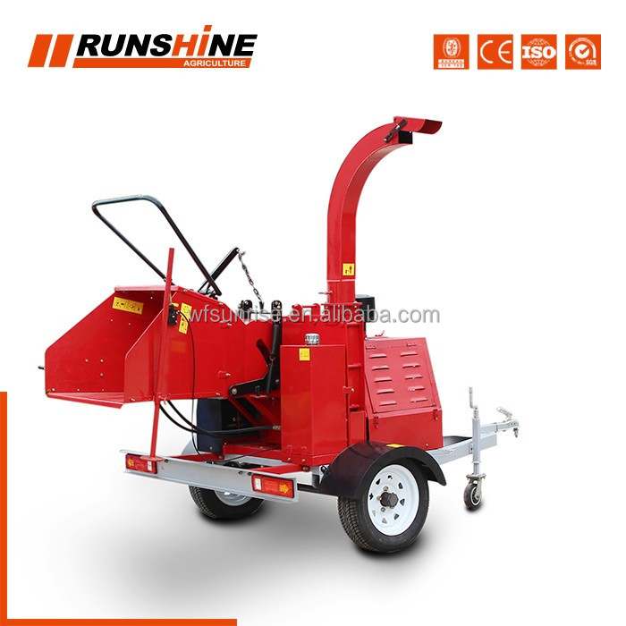 DWC-22 garden chipper shredder