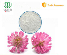 New arrival GMP OEM factory supply natural plant red clover with Formononetin 99%,red clover powder
