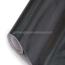 factory directly sale car vinyl sticker,3D PVC self-adhesive carbon fiber vinyl film without air bubble free