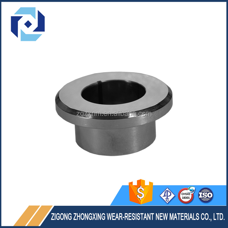 Cemented Carbide Convex-Stage Axle Sleeve/Shaft Sleeve/Wearing Sleeve With Keyway (For Submerged Oil Pump)