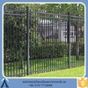 China supplier low carbon steel fence