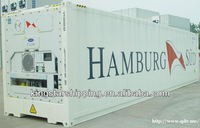 used 20'RF40'RF Reefer Container in shenzhen