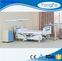 Automatic Packing Comfortable 5-fucnction electric nursing home bed clinic