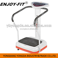Vibration Plate Machine with CE CRAZY FIT MASSAGE WHOLE BODY SLIM