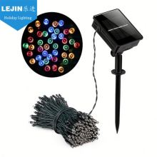 solar christmas meteor shower light