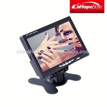 TFT Type 7 inches tft lcd color computer monitor 800x480 with touch screen panel