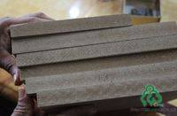 mdf wood thickness