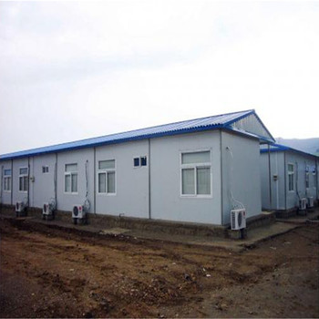structural steel structure modern mobile prefabricated house