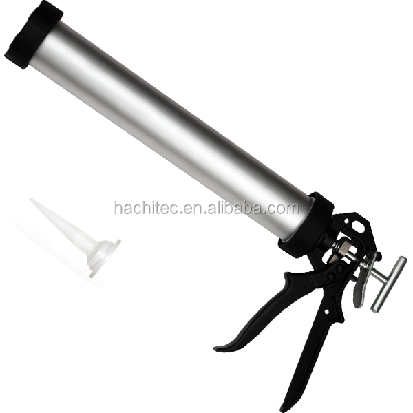 Professional Quality Big Ladder Hook Extra Heavy Duty 900ml pu sealant gun pu silicone sealant gun