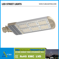 YJL-0007 IP66 PF0.9 High power 58W 115W 144W 230W LED Street Lights