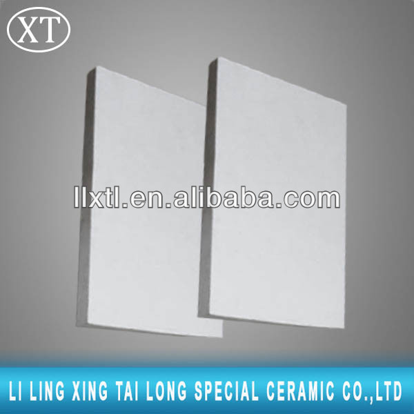 Alumina silicate thermal insulation ceramic fiber board