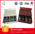 Private Label bamboo essential oil set