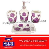 New Rose Design Hotel Ceramic Bathroom