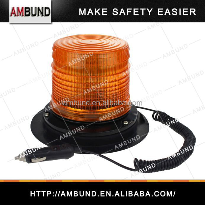 LED warning beacon lights for trucks with 15 years beacon manufacturing experiece