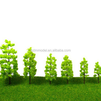 scale model tree/ mini tree/model artificial trees/architectural scale model tree