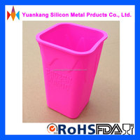 High-quality silicone cup for wine/ice cream cups drinking cups