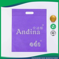 Quick Lead Personalized cool shopping tnt non woven bag