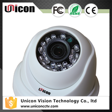Unicon Vision best quality plastic outdoor mini dome security camera outdoor