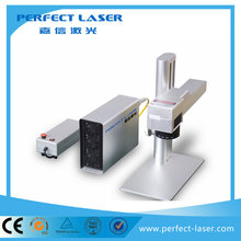 compact type numbering marking machine with IPG laser source