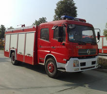 Dongfeng 7ton water tank fire fighting truck