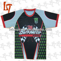 2013 custom sublimation men's motor/racing jerseys/wear/apparel