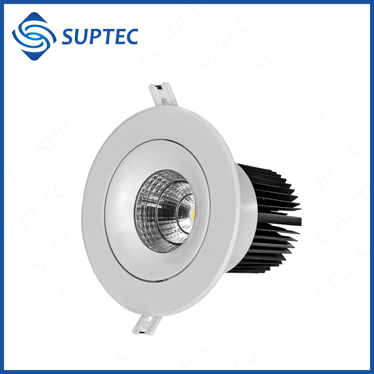 9W 2000K to 2800K CCT Dimming LED Downlight Recessed