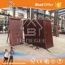 Steel Door / Steel Door Skin / Cheap Exterior Steel Door