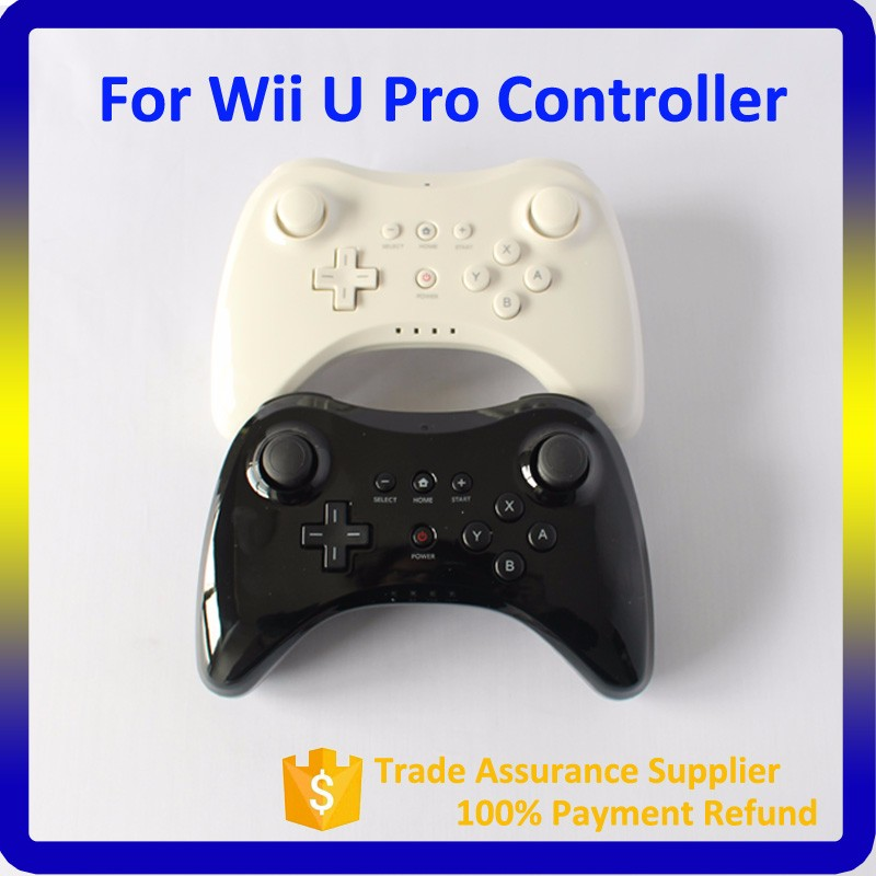 2017 Cheap Price Wireless Bluetooth Gamepad for Wii U Pro Controller