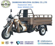 MS300ZH-CGX Super Performance Chinese 300cc Heavy Loading Cargo Tricycle