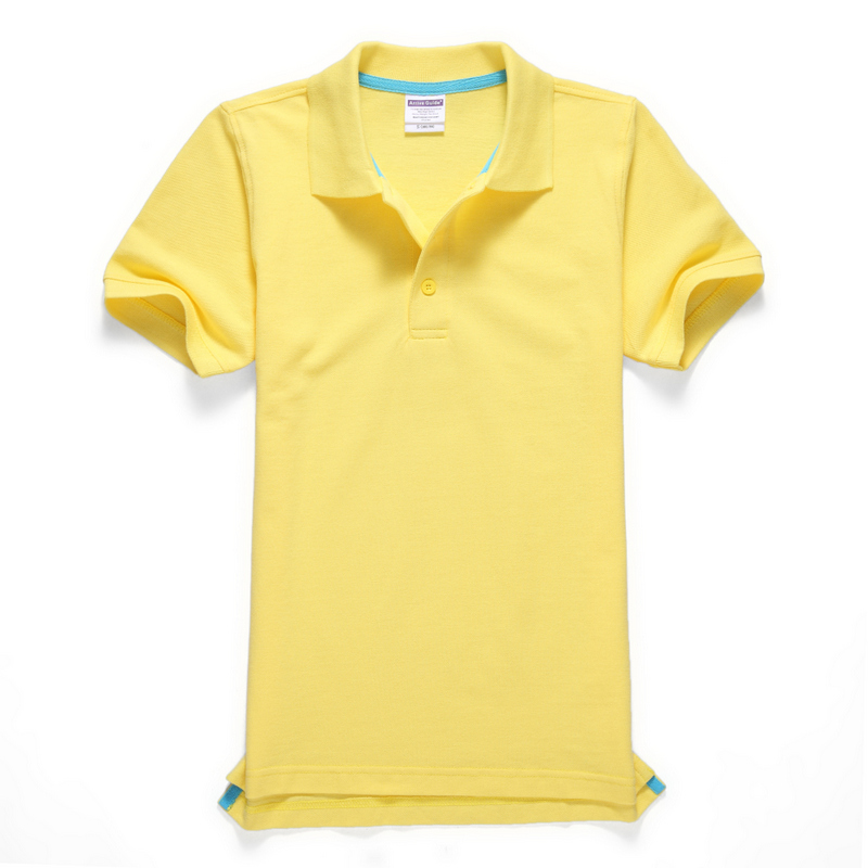 Fashion easy dry short sleeve color combination mandarin collar mens polo shirt