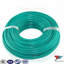 low voltage PVC Industrial Wire BV conductor power cable industry 6 awg magnet wire
