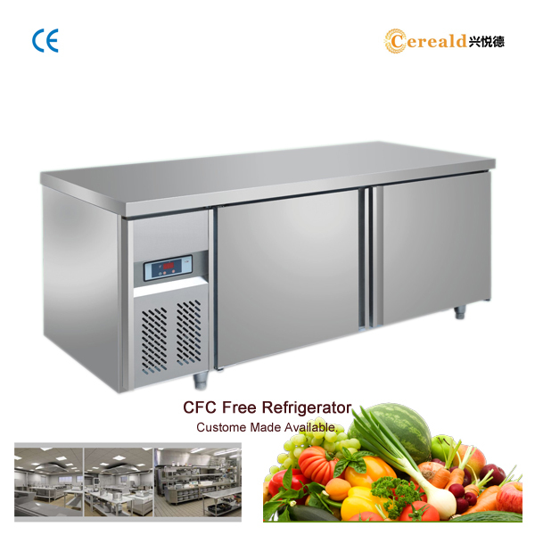 On sale brand new counter bakery chiller