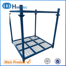 Warehouse stacking metal storage tyre racking