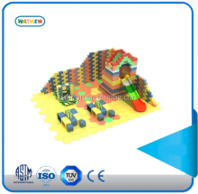 commercial indoor playground EPP building block for sale