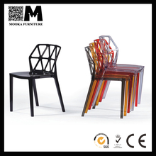 best-selling fashionable top quality clear waiting chair