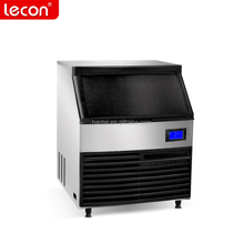 Commercial Automatic Ice Maker 100KG/Day Ice Cube Making Machinery