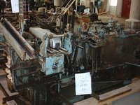 Used Tobacco Machines For Reconditioning Or Rebuilding