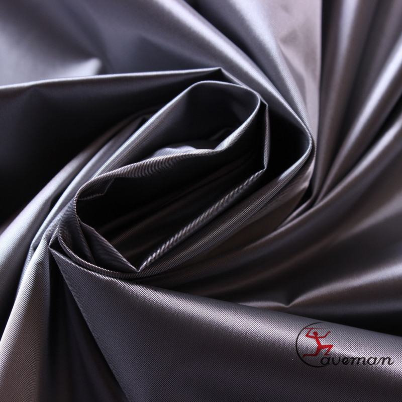 downproofness coating 380T mixed nylon and polyester twill fabric waterproofing and wear-resisting projet motorcycle jacket