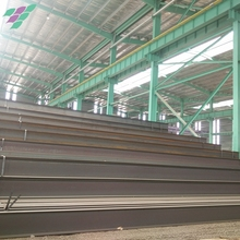 Tangshan supplier h beam steel weight table for construction concrete