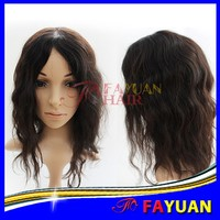 Best selling lace front Indian human hair wigs