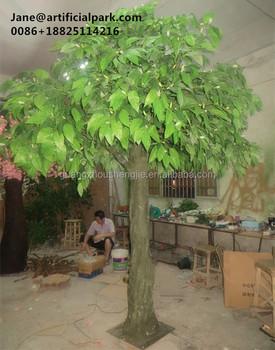 Decoratice Artificial Big Money Tree Make Artificial Cheap